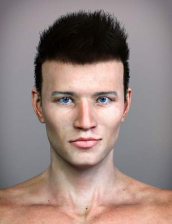 Fabian HD for Genesis 8 Male