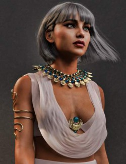 dForce Majestic Nile for Genesis 8 Females