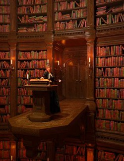 Library of Wizardry
