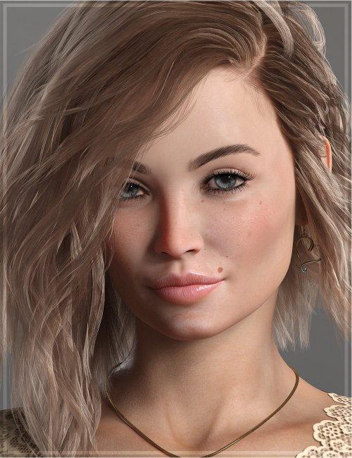 Janie for Genesis 8 Female