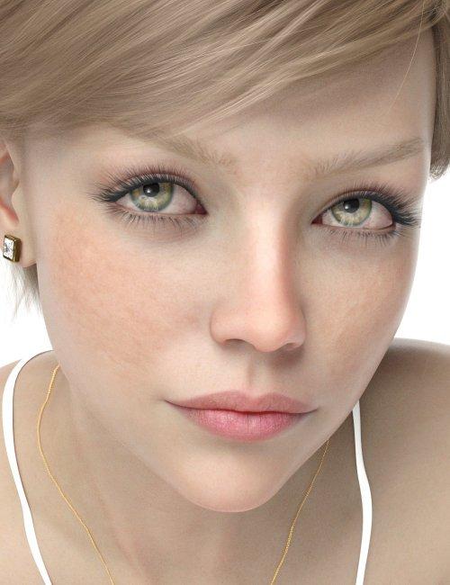 Endellion HD For Genesis 8 Female