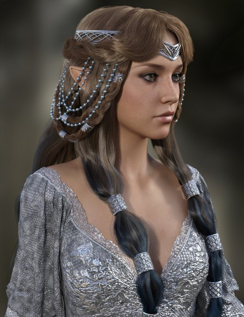 MRL dForce Fantasy Hair Pack