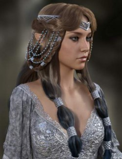 MRL dForce Fantasy Hair Pack