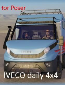 IVECO tglich 4x4