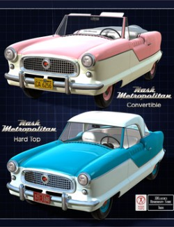 NASH METROPOLITAN BUNDLE