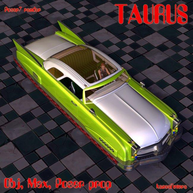 Taurus Poser prop