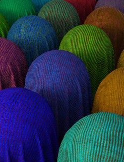 Woven Fabric Iray Shaders
