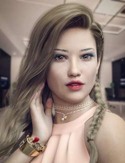Amanda Mai for Genesis 8 Female And Luxury Office