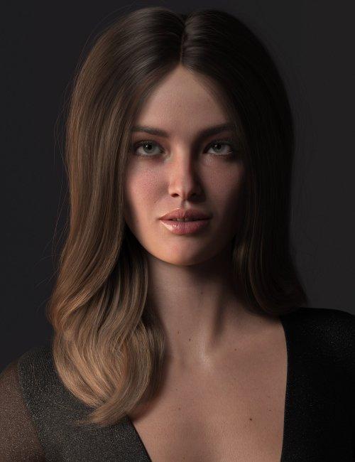 2021-01 Hair for Genesis 8 Females