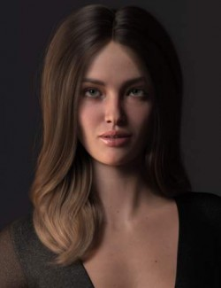 2021-01 Hair for Genesis 8 Females