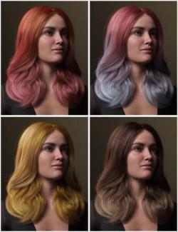 2021-01 Hair Textures