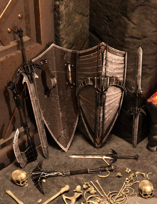 Vaelrog Weapons Collection