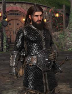 Dwarf HD for Genesis 8 Male
