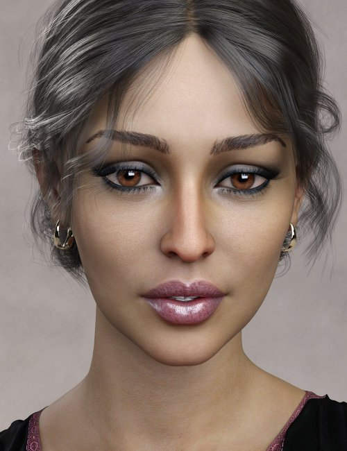 Chasina HD for Genesis 8 Female