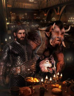 Medieval Feast and Fury Bundle