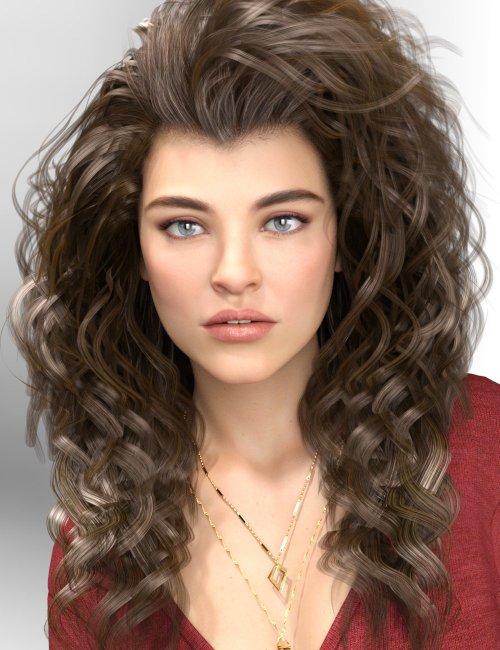 Lux HD for Genesis 8 Female