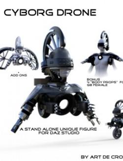 Cyborg Drone