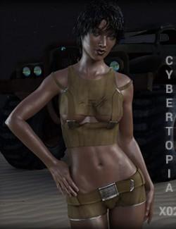 Cybertopia X02 for G8F - dForce