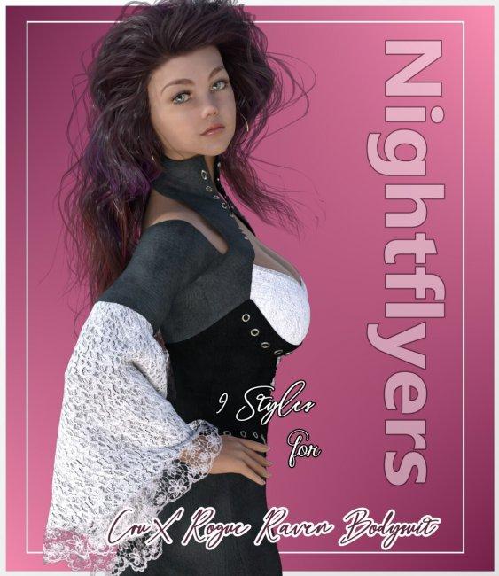 Nightflyers- CruX Rogue Raven