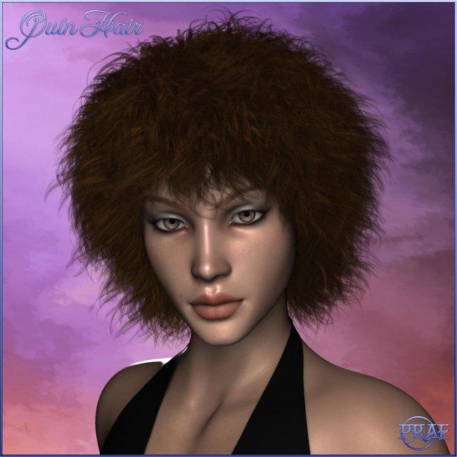 Prae-Quin Hair For LaFemme Poser