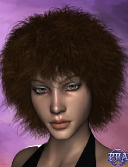 Prae-Quin Hair For LaFemme Poser