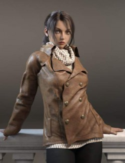 Kuroko for Genesis 8 Female