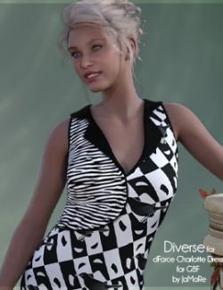 Diverse for dForce Charlotte Dress