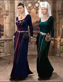 Medieval Adornments