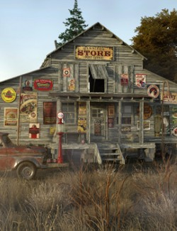 MS20 Country Store for DAZ