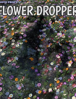 Photo Props: Flower Dropper