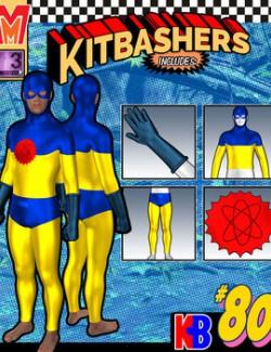 Kitbashers 080 MMG3M