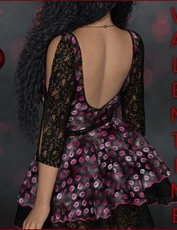 Valentine 2021 for June Dress