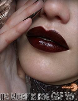 Lips Morphs for G8F Vol 6