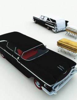 1950s Hearse for Poser