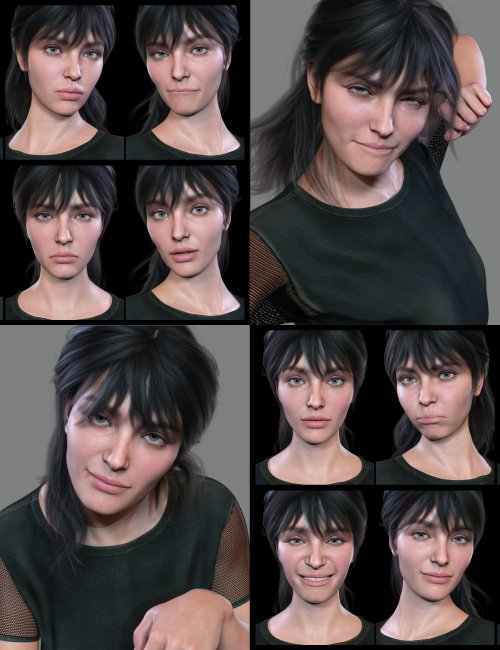 The Expression Collection for Victoria 8.1
