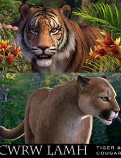 CWRW LAMH: Tiger & Cougar Presets