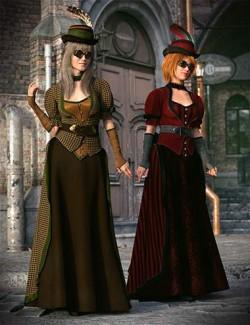 UD Steampunk Fashion
