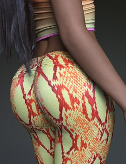 Big Glutes Morphs for G8F Vol 3