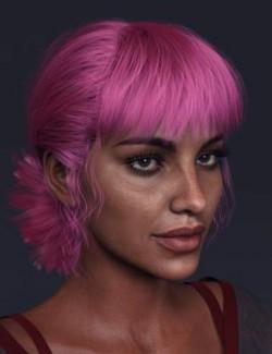 Sun Hair for Genesis 8 Females