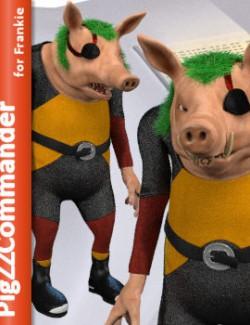PigZZCommander for Frankie