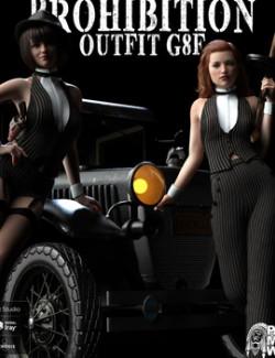 Prohibition Bonnie Outfit for GF8