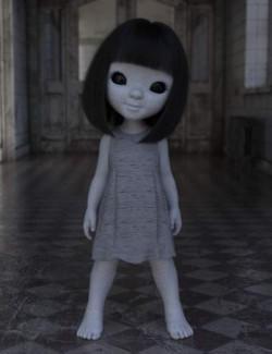 Spooky Doll Textures for Bugga Boo