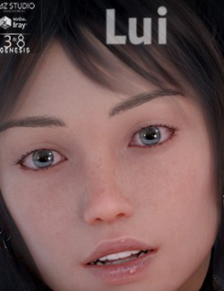 Lui for Genesis 3 and 8 Females