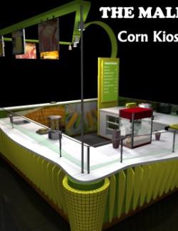 The Mall - Corn Kiosk