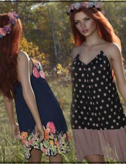 7th Ave : dForce Sweet Mini Dress for G8F