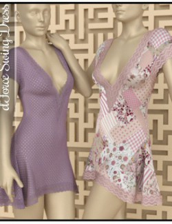 dForce - Swing Dress for G8F