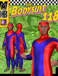 Bodysuit 118 MMKBG3M