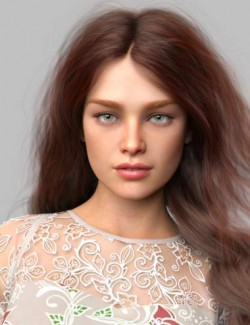Beatriche HD for Genesis 8 Female
