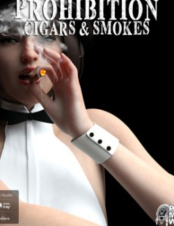 Prohibition Cigars For Genesis 8 Female