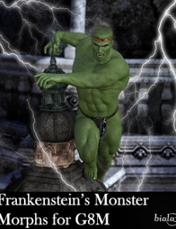 Frankensteins Monster Morphs for G8M